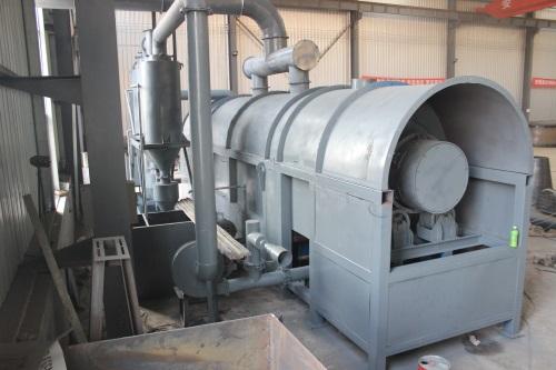 稻壳炭化机